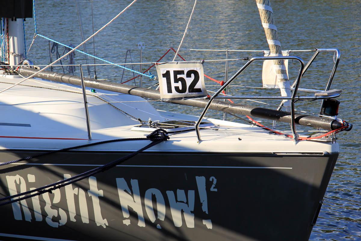 Die Right Now!² - eine Winner 10.10. Unser Schiff bei der Pott-Regatta 2015